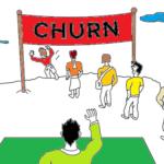 Churn rate, показатель оттока, маркетинг