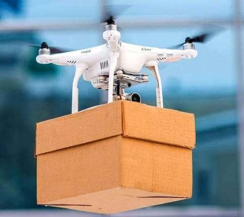 дрон, беспилотник, интернет вещей, Internet of Things