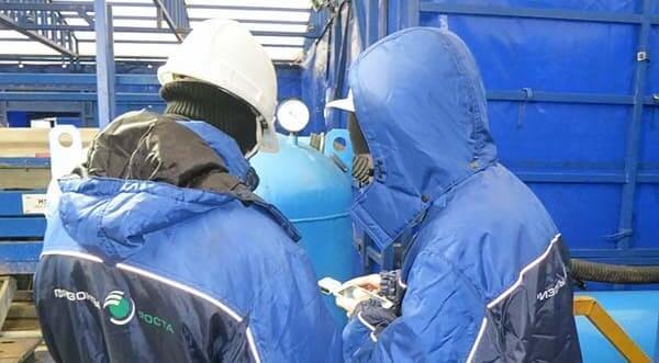 радиочастотная идентификация, нефтянка, нефтегазовая промышленность