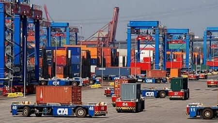 IoT, логистика, грузовой терминал, радиочастотная идентификация