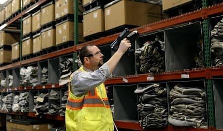 RFID, склад, инвентаризация, логистика, ритейл, учет