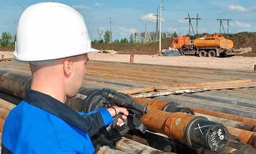 интернет вещей, радиочастотные метки для идентификации объектов в нефтегазовой отрасли