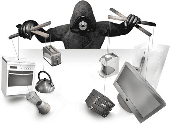 интернет вещей, IoT, Internet of Things, Security, безопасность, защита информации, хакер, злоумышленник, IoT-устройства, взлом