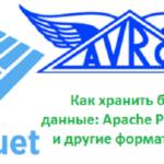 Как хранить большие данные: Apache Parquet, Avro и другие форматы Big Data