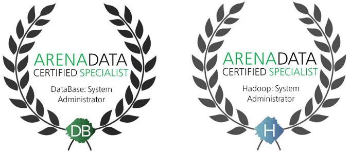 Arenadata сертификат специалиста