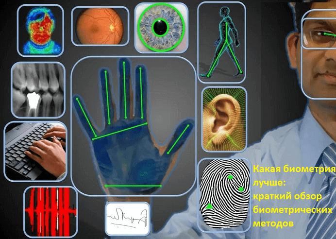 Какая биометрия лучше: сравнительный обзор биометрических методов на базе Big Data и Machine Learning