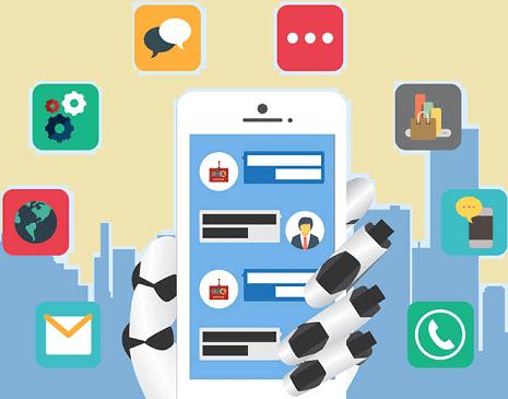 чат-бот, искусственный интеллект, обработка клиентских запросов