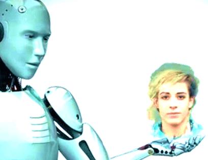 распознавание лиц, искусственный интеллект контролирует человека