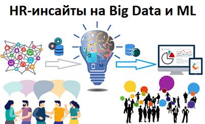Аналитика больших данных и машинное обучение в HR: 5 примеров инсайтов на Big Data