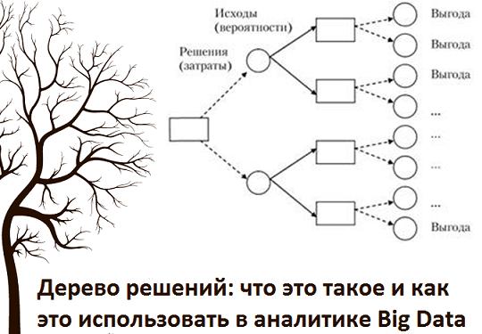 Как увидеть лес за деревьями: что такое Decision Tree и зачем это нужно в Big Data
