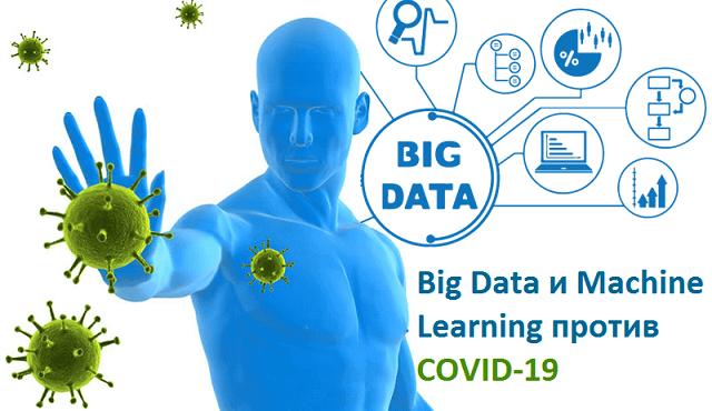 Big Data и Machine Learning против COVID-19: 3 кейса про коронавирус и искусственный интеллект