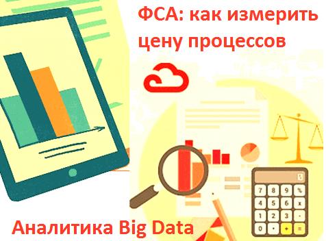 Сколько стоит цифровизация: что такое ФСА и зачем это нужно в Big Data