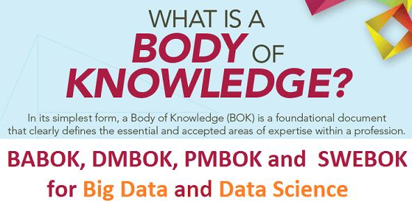 BABOK, DMBOK и еще 3 профессиональных стандарта для Big Data специалиста