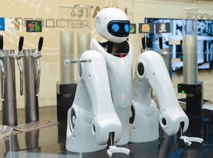 Кобот, коботы, роботы в ритейле, FMCG, ритейл, цифровизация, IIoT, Industry 4.0