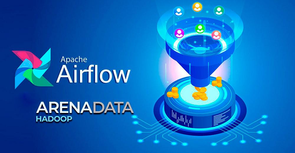 Курс Data pipeline на Apache AirFlow и Arenadata Hadoop