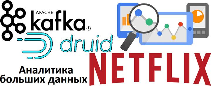 Как устроен конвейер аналитики больших данных на Apache Kafka и Druid в Netflix