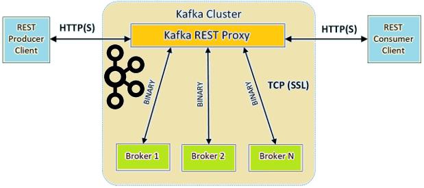 курсы по Kafka, Обучение Apache Kafka, Apache Kafka Для разработчиков, обработка данных, большие данные, Big Data, Python, архитектура, RESTful API Kafka, What is Confluent REST Proxy Apache Kafka