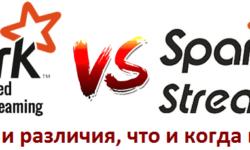 Большая разница: чем структурированная потоковая передача в Apache Spark отличается от Spark Streaming