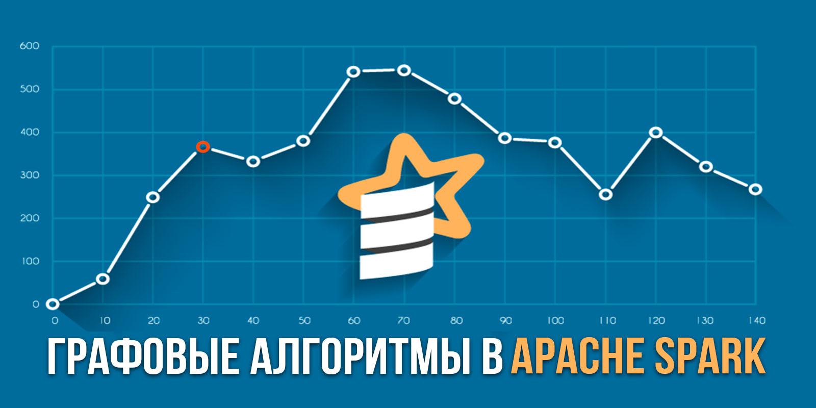 GRAS: Графовые алгоритмы в Apache Spark
