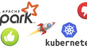 3 достоинства и пара недостатков Apache Spark на Kubernetes