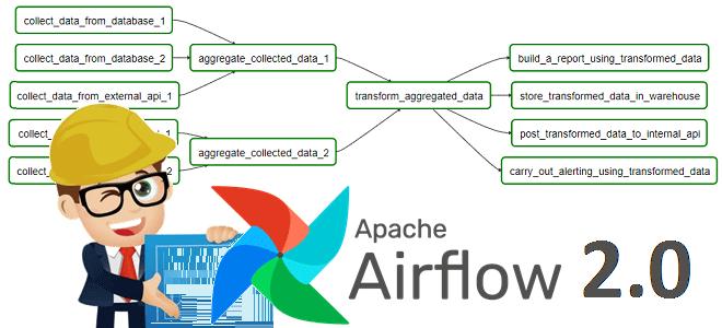 3 новинки для DAG в Apache AirFlow 2.0