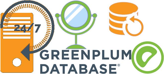 3 технологии высокой доступности Greenplum для администратора Big Data кластера