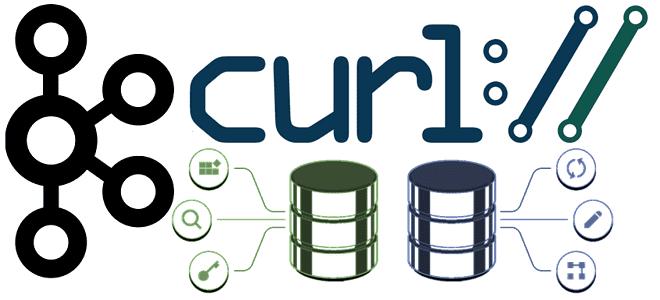Всего 2 cURL-вызова для потокового обновления данных с Apache Kafka Connect