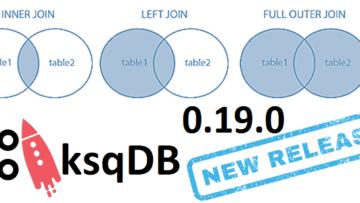 ksqlDB 0.19.0: июньские новинки для разработчиков Kafka от Confluent