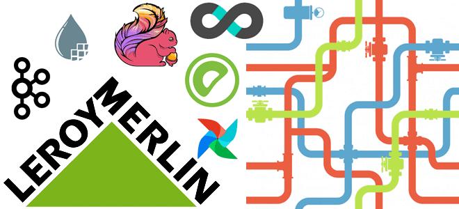 Платформа аналитики больших данных Леруа Мерлен: потоковый CDC с Apache Kafka, NiFi, AirFlow и Flink в DWH на Greenplum